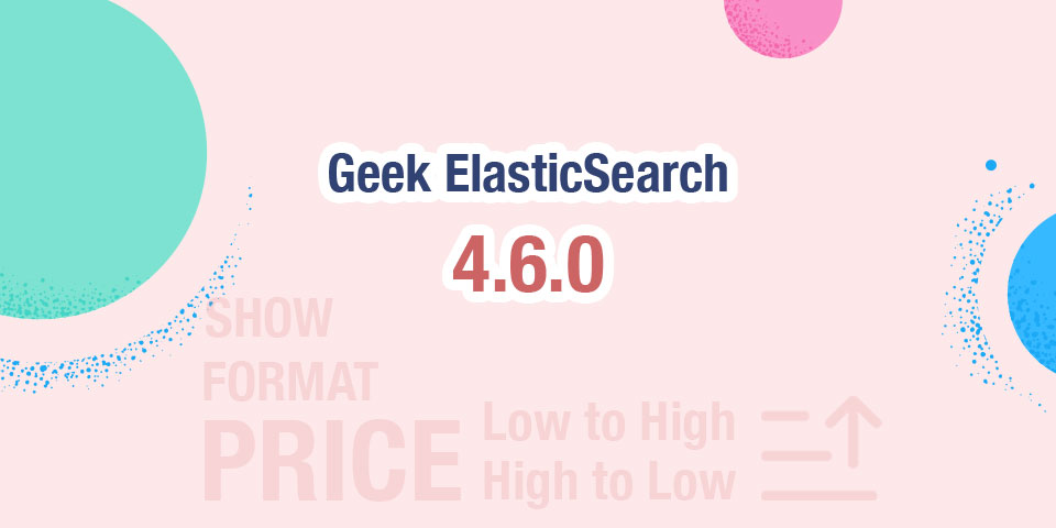Geek ElasticSearch 4.6.0 - display and sort by price