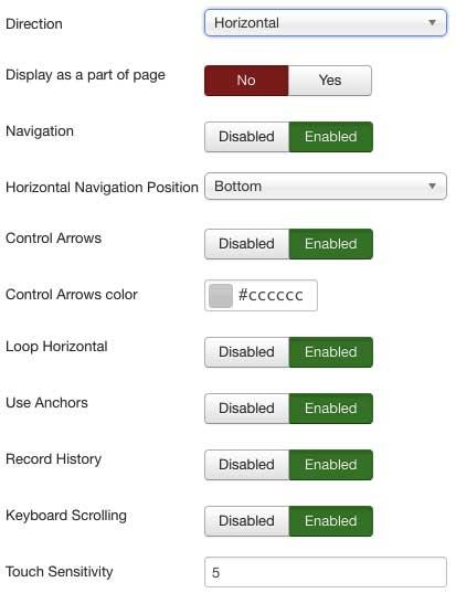 Detailed Documentation | Geek Joomla Landing Page Builder